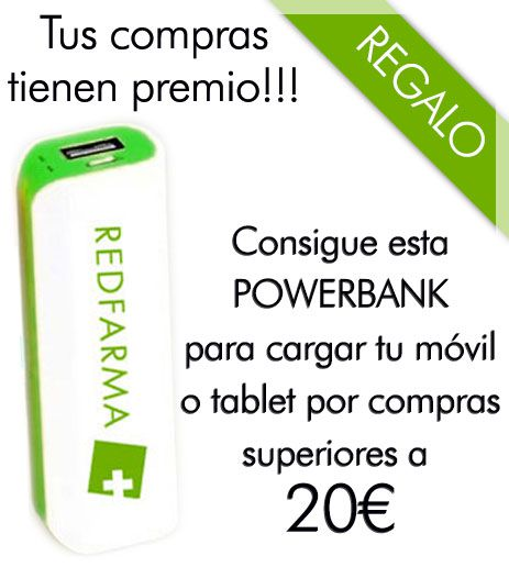 Regalo en tus pedidos superiores a 20€