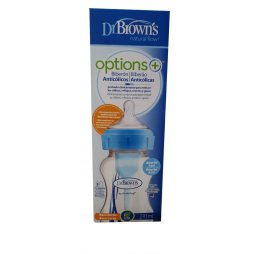 Dr Brown´s Biberon BA Azul 240ml
