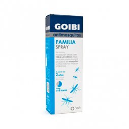 Goibi antimosquitos Familia Spray 100ml