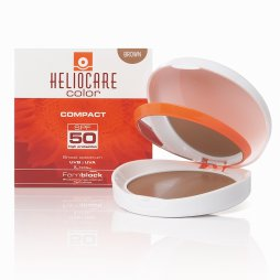 Heliocare Color Compacto Brown SPF50