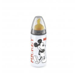 Biberon Latex Disney Mickey 0-6M Nuk