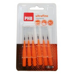Phb Cepillo Interdental Ultrafino 6