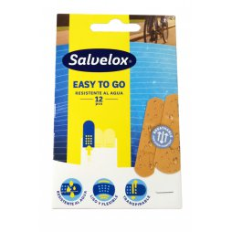 Salvelox Easy To Go 12 Unidades Latex