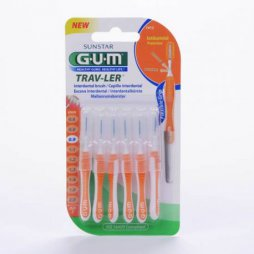 Gum Interdental Trav-Ler 0.9 Mm, Iso 2