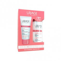 Uriage Kit Roseliane Crema 40ml + Fluido Limpiador 100ml