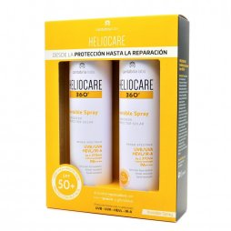 Heliocare Pack 360º Airgel Invisible 2x200ml