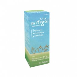 Mitigal Espuma Antipiojos 100ml