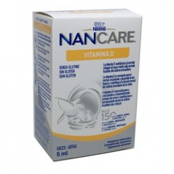 Nestle Nancare Vitamina D 5ml