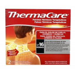 Parche Thermacare Cuello/Hombros 2ud
